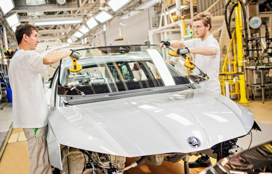 Arranca la producción del nuevo Škoda Octavia: Se fabricarán hasta 1150 unidades diarias