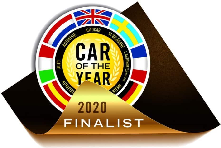 Ya conocemos el Top 10 de los finalista al 'Coche del Año en el Mundo 2020'