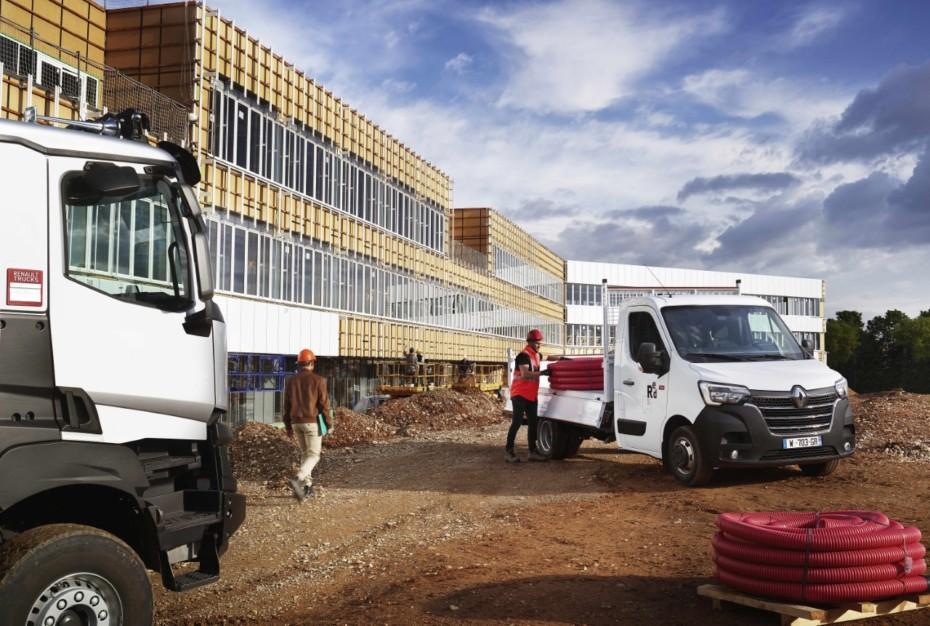 Nueva Renault Master «Red Edition»: Con mantenimiento incluido
