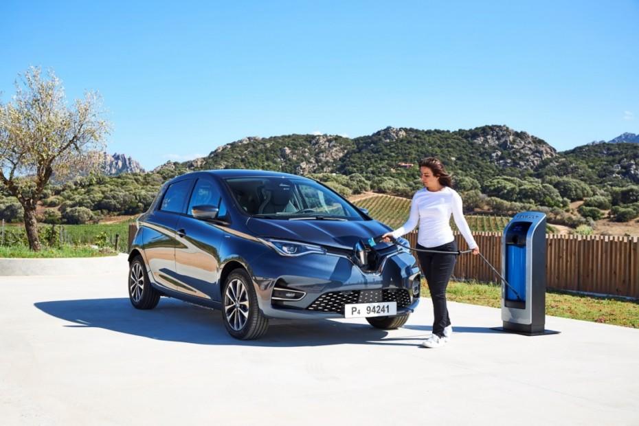 Este es el mejor coche eléctrico de 2021: el Renault ZOE ya no lo tiene tan fácil