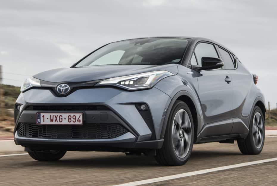 Arranca la pre-venta del renovado Toyota C-HR: Solo con 184 CV