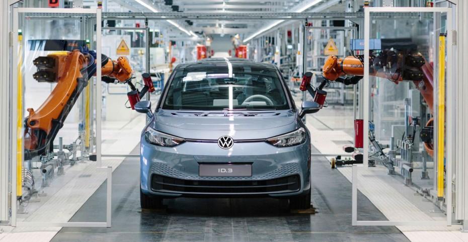 Arranca la producción del Volkswagen ID.3: ¿Ha despertado el gigante alemán?