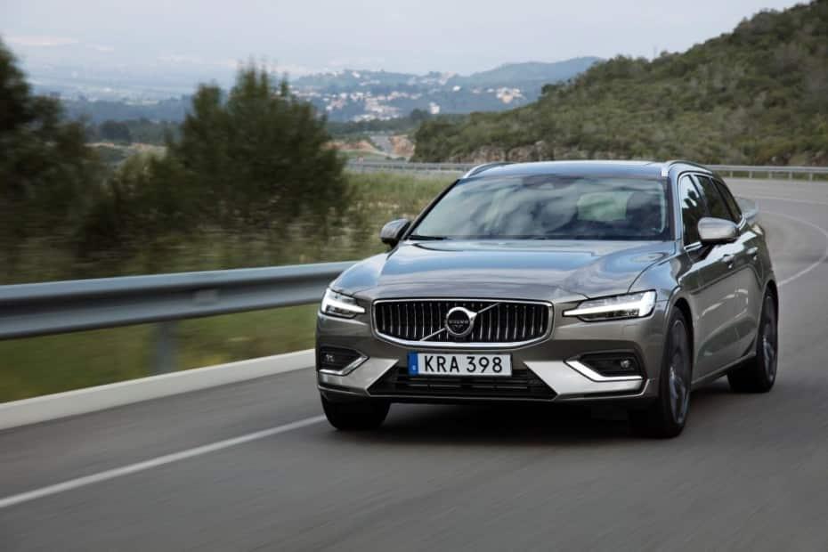 Ventas octubre 2019, Suecia: Volvo y VW siguen dominando