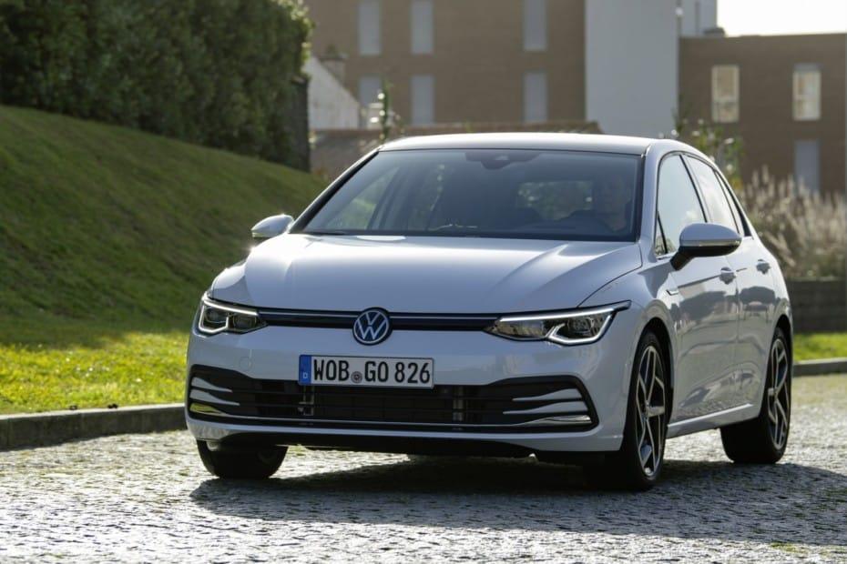 Llegan más opciones mecánicas al VW Golf VIII
