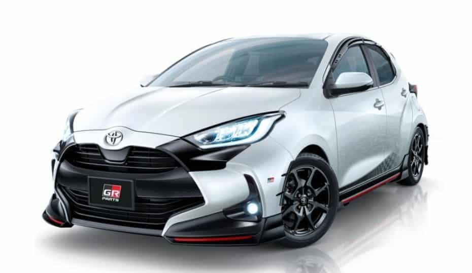 Así es la puesta a punto de TRD y Modellista para el nuevo Toyota Yaris 2020 ¿Demasiado discreto?