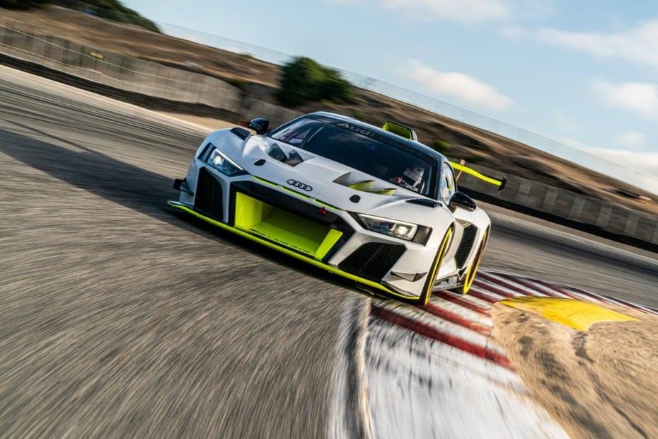 Arrancan las entregas del Audi R8 LMS GT2: ¿Pagarías 409.000 euros por él?