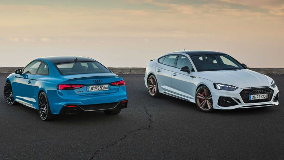 Llegan los renovados Audi RS 5 Coupé y RS 5 Sportback 2020: Un regalo de Reyes ideal con 450 CV