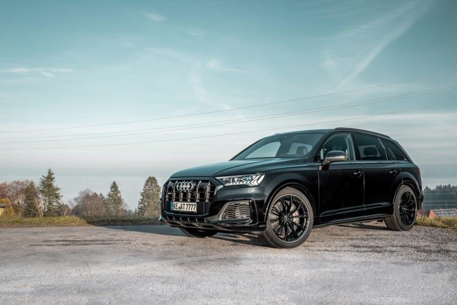 El Audi SQ7 de ABT pone a tu disposición 520 CV y 970 Nm de par