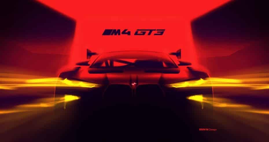 Primeros detalles del BMW M4 y de la variante GT3: 6 cilindros en línea y más de 500 CV