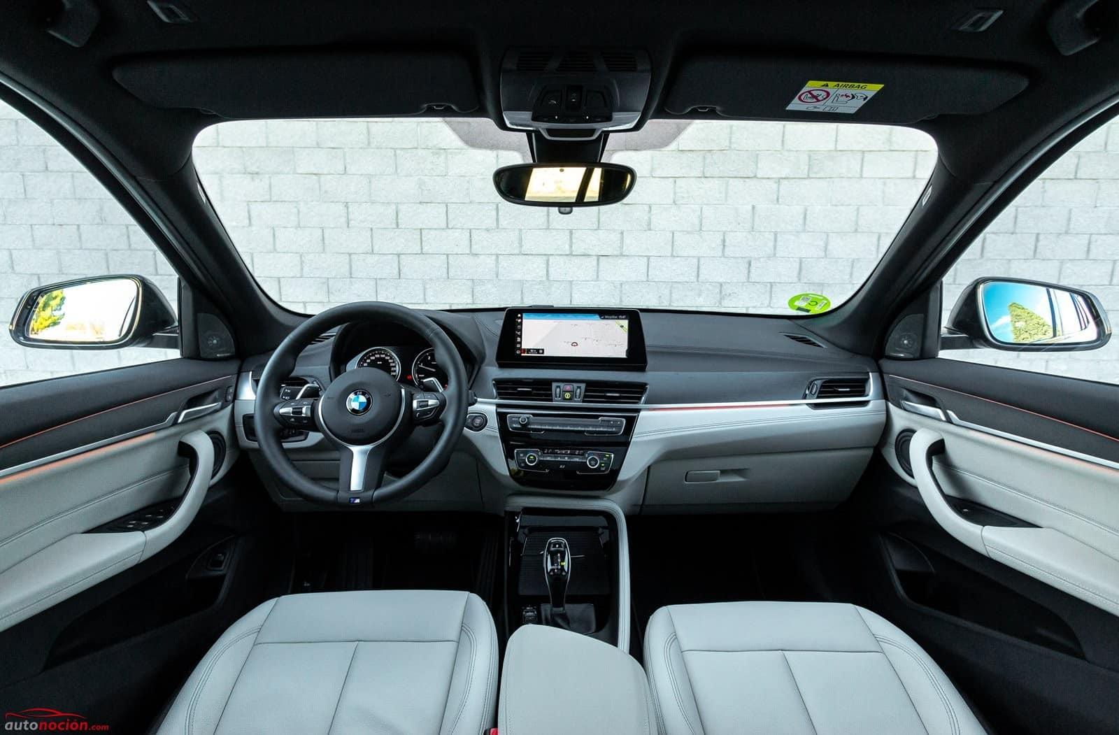 Opinion Y Prueba Bmw X1 20d 190 Cv Diesel Automatico 2019