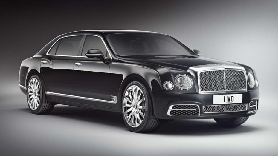 Bentley Mulsanne Extended Wheelbase Limited Edition 2020: Opulencia para el mercado chino