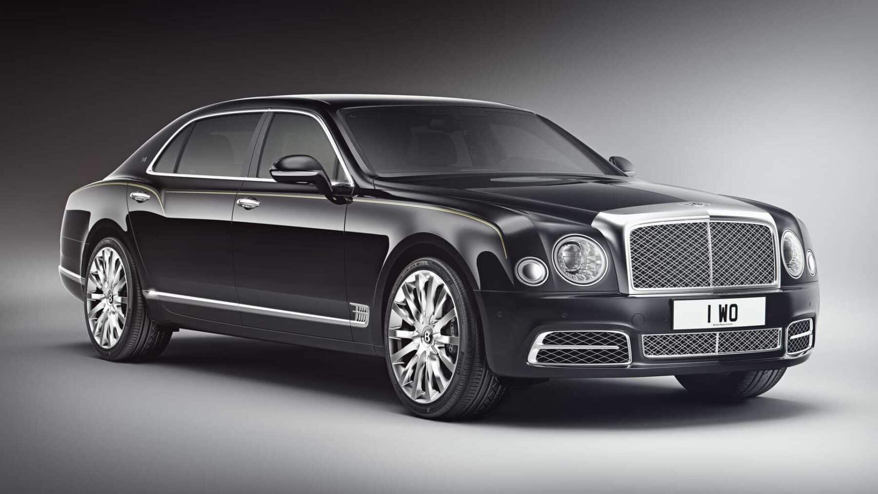 Bentley Mulsanne Extended Wheelbase Limited Edition 2020 Opulencia Para El Mercado Chino
