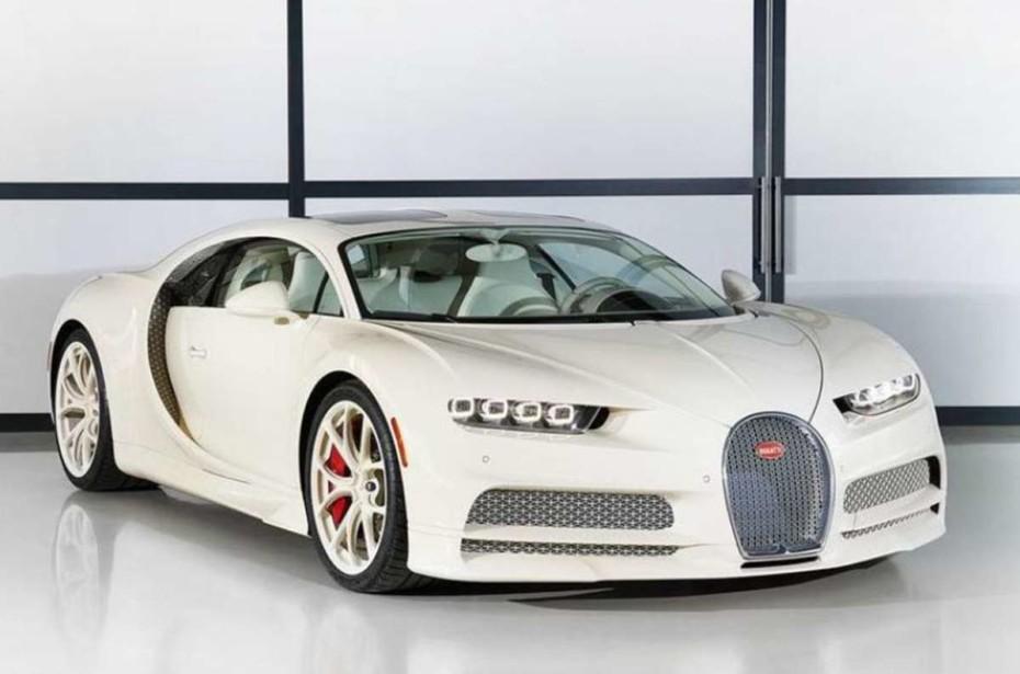Bugatti Chiron Hermès Edition: ¿Exclusividad y elegancia o una horterada en toda regla?