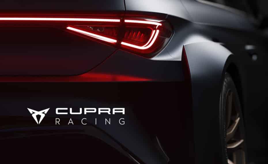 Primeros detalles del CUPRA León Competición 2020: El más bestia de la nueva generación
