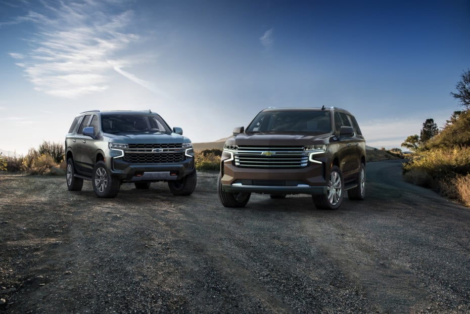 Así son los nuevos Chevrolet Tahoe y Suburban 2020: Más tecnológicos y atractivos que nunca
