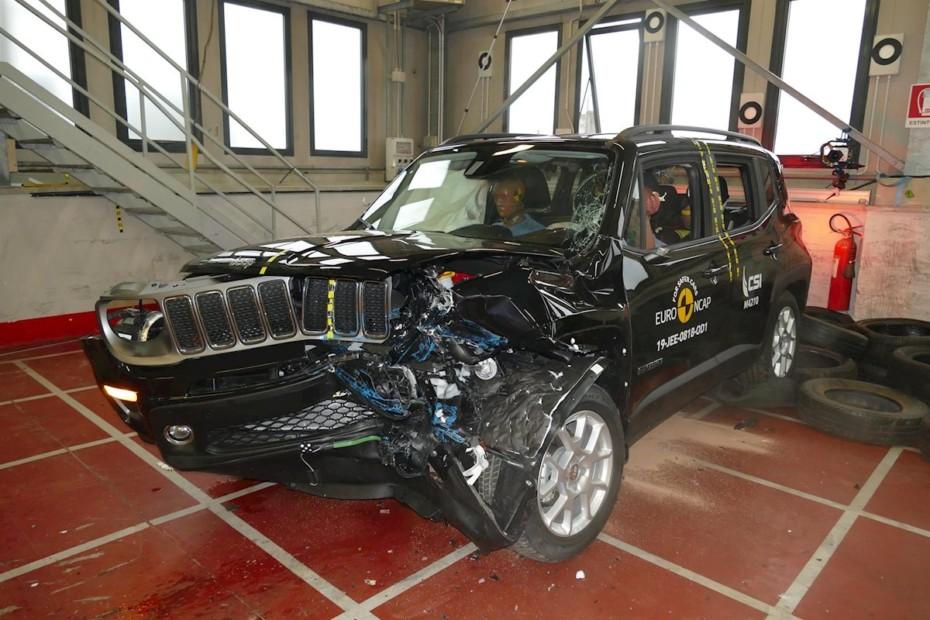 Nueva tanda de pruebas Euro NCAP: Octavia, Sharan, Model X, Q7, Taycan, 2008, Forester, Renegade…