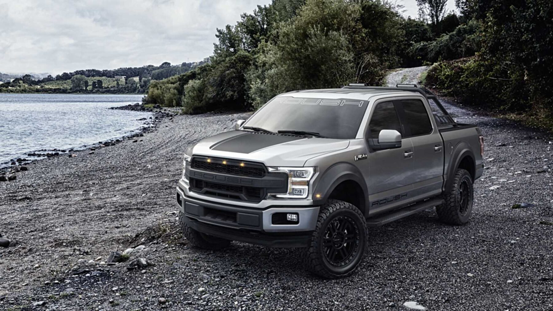 2020 Ford 150 Redesign and Concept