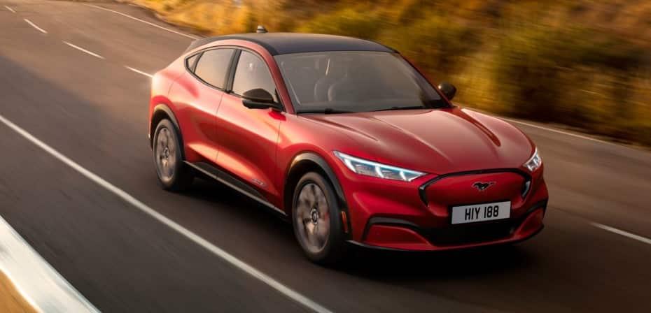 ADN de Mustang y plataforma de VW: Esto es lo que tiene Ford entre manos…