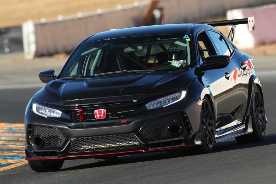 ¿Qué te parece este Honda Civic Type R TC Race Car por unos 80.000 euros?