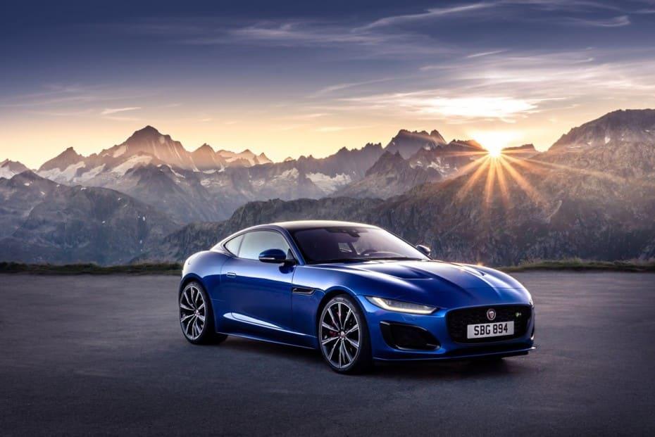 ¡Oficial!: Así es el nuevo Jaguar F-TYPE, espectacular lo mires por donde lo mires…
