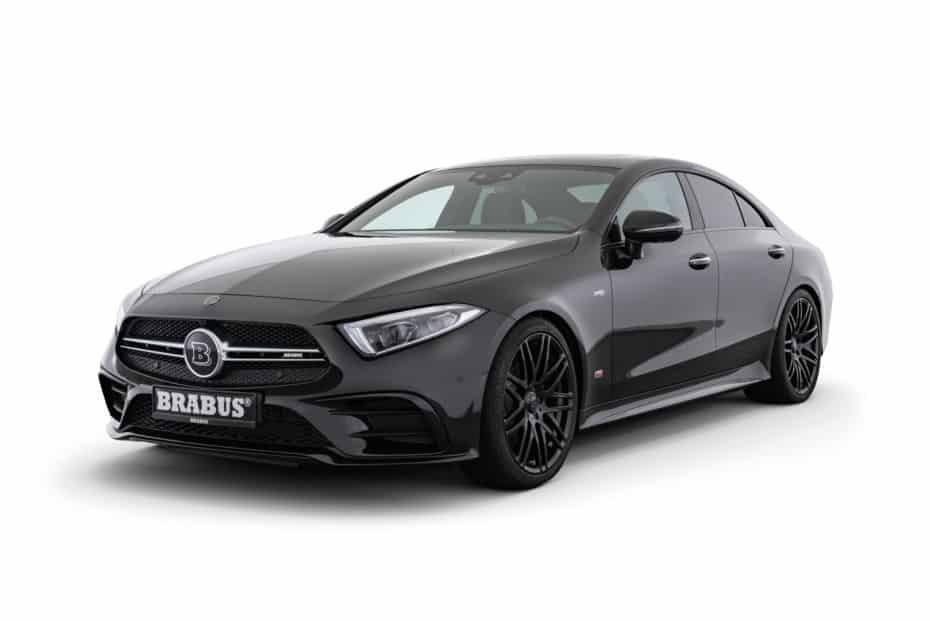 500 CV y 590 Nm de par para el interesante Mercedes-AMG CLS 53 de BRABUS