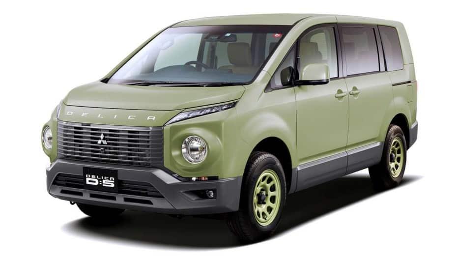 Las propuestas de Mitsubishi para el Salón del Automóvil de Tokio 2020 son cuanto menos peculiares