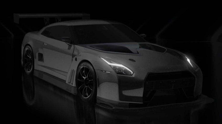 Este Nissan GT-R inspirado en la competición es tracción trasera y legal para carretera: Solo habrá 23