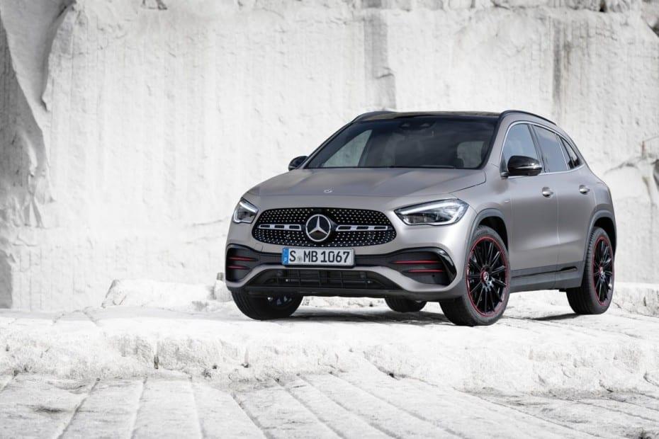 Ya puedes comprar el nuevo Mercedes-Benz GLA 2020: Precios, mecánicas y equipamiento