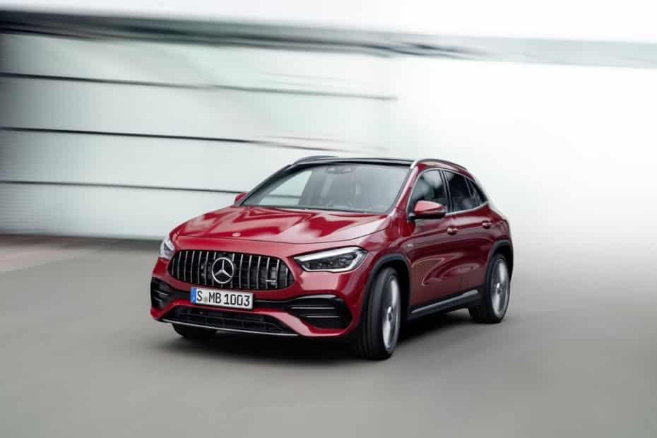¡Oficial! Mercedes-AMG GLA 35 4MATIC: El acceso a AMG para el nuevo GLA