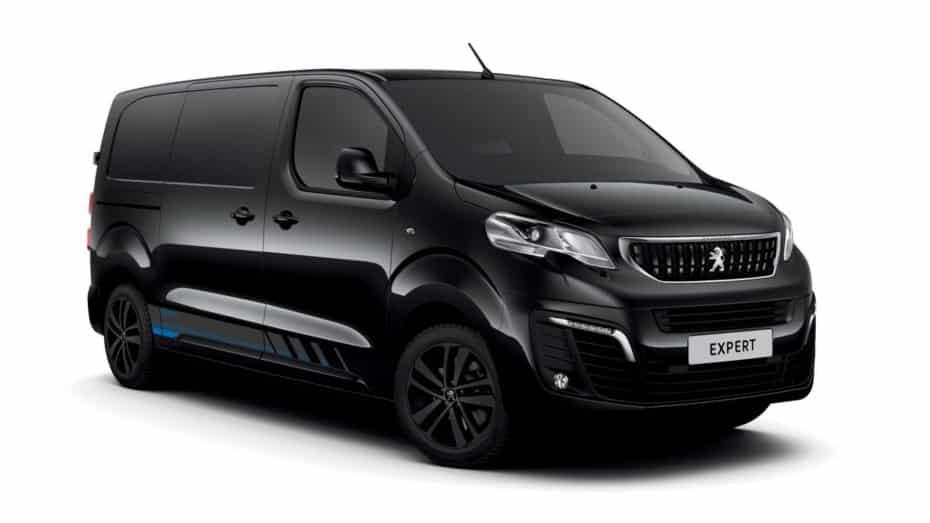 Peugeot Expert Sport Edition 2020: Las furgonetas «deportivas» se están poniendo de moda