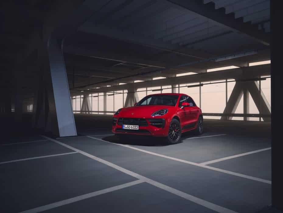 ¡Oficial! así es el nuevo Porsche Macan GTS: 380 CV, 520 Nm de par y estética deportiva…
