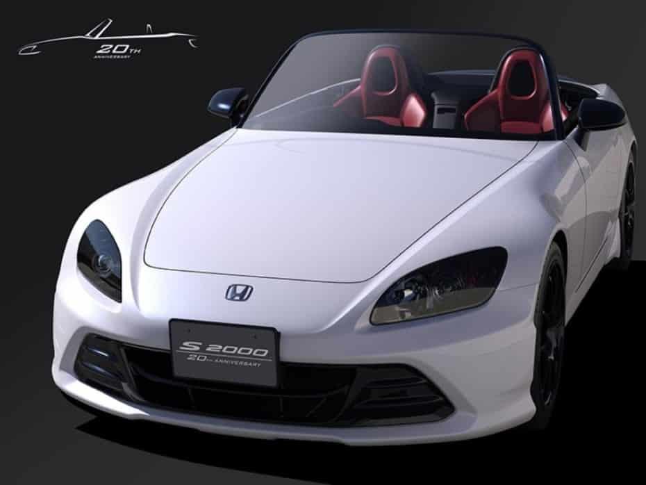 ¿Qué te parece el Honda S2000 20th Anniversary Prototype?: ¿Vuelve el S2000?