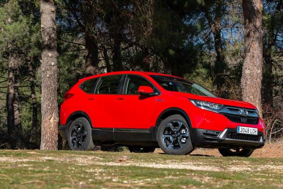 Prueba Honda CR-V 2.0 i-MMD Híbrido 184 CV 4×2 Lifestyle: Una opción convincente