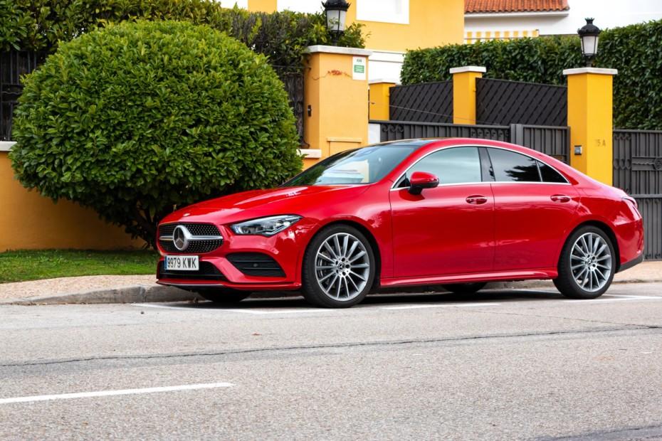Prueba Mercedes-Benz CLA 200 Coupé 7G-DCT 163 CV 2020: Un sedán esbelto, polivalente y más maduro