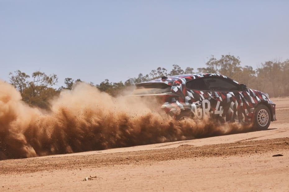Hasta 275 CV, cambio manual y tracción total para el Toyota GR Yaris 2020: Promete ser una bomba