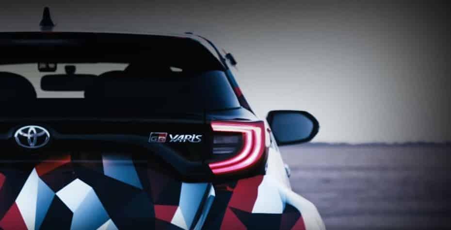El Toyota Yaris GR-4 está listo pero, ¿cuándo debutará?