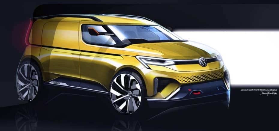 Atento al Volkswagen Caddy 2020: ¡Tiene muy buena pinta!