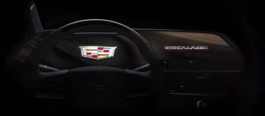 El Cadillac Escalade será salvaje: Atento a la pantalla OLED curva de 38″