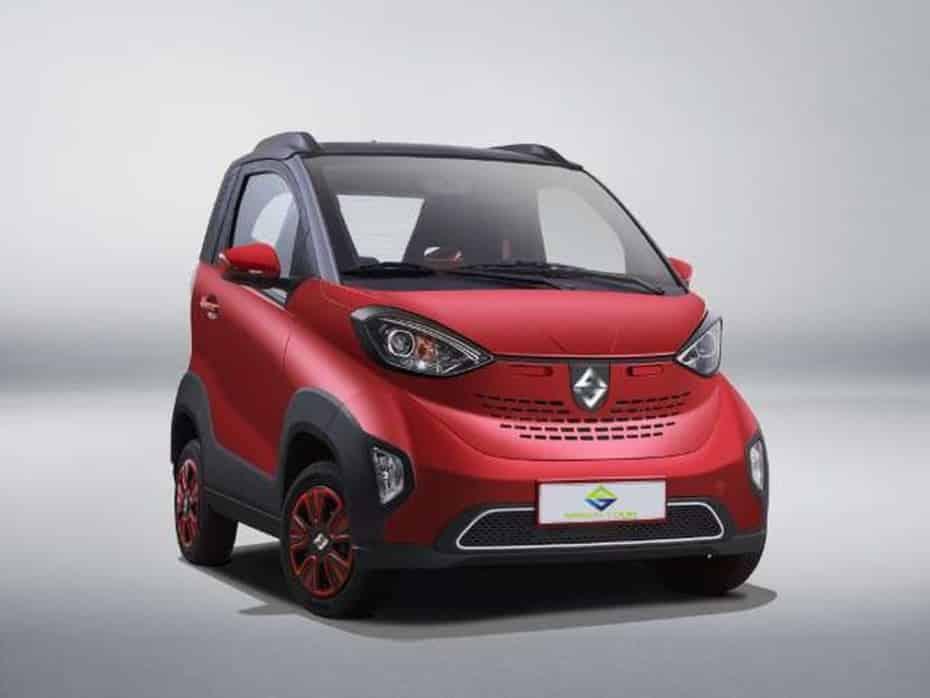 Ya a la venta el Green Tour Baojun E100 en España: Llega el urbanita eléctrico
