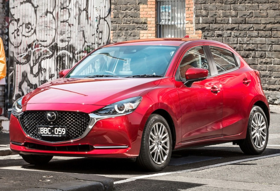 Todos los precios del renovado Mazda2