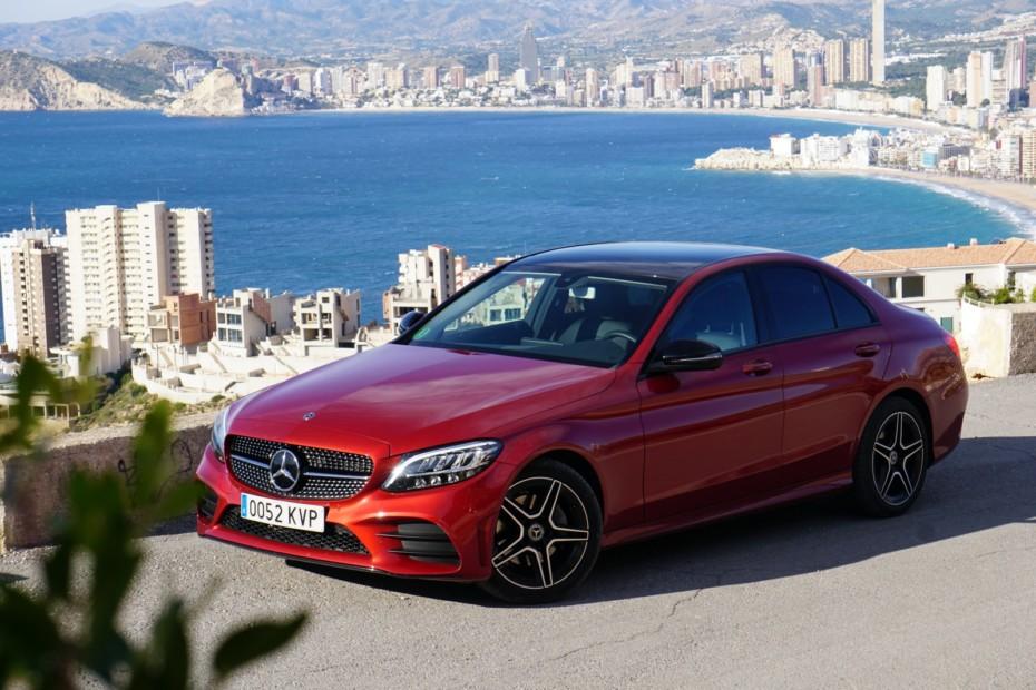 Prueba Mercedes C200d 160 CV 9G-Tronic: No necesitarás más
