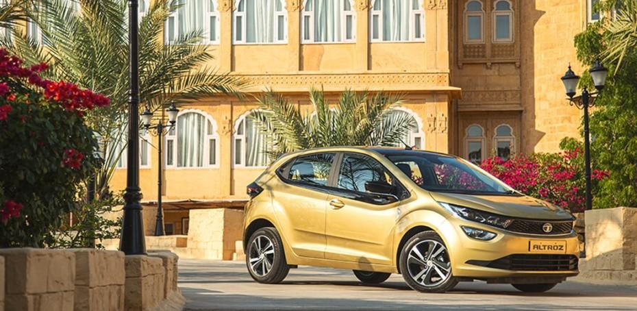 Así es el nuevo TATA Altroz: Un rival para los VW Polo y Suzuki Baleno