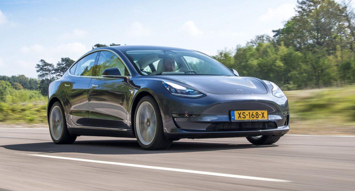 Así van las ventas del Tesla Model 3 en Europa