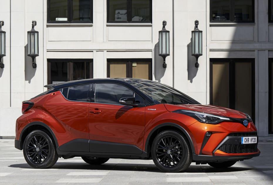 Ya a la venta la gama Toyota C-HR 2020