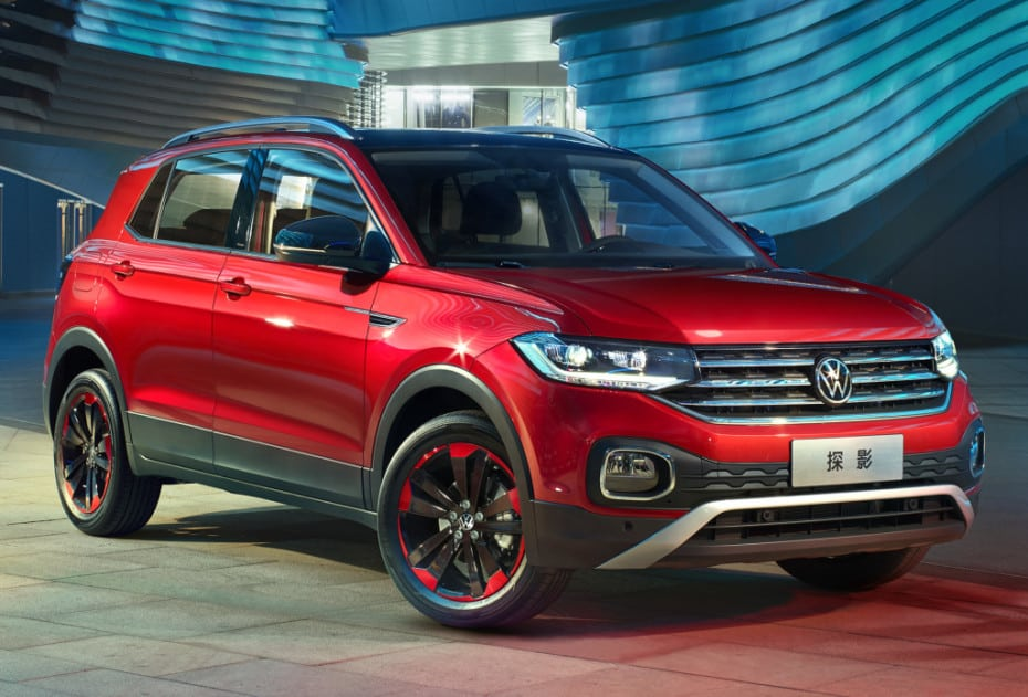 FAW-VW presenta el nuevo Tacqua