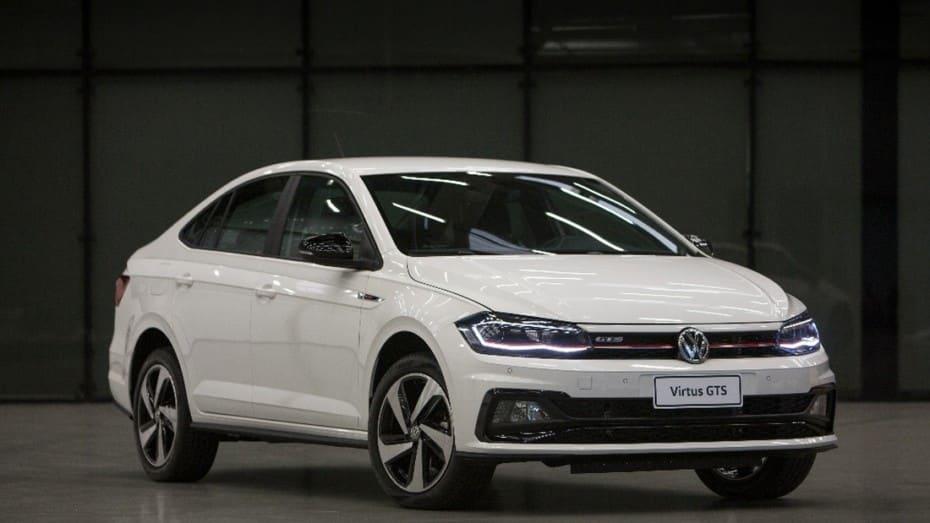 Nuevo VW Virtus GTS: Una interesante propuesta dinámica