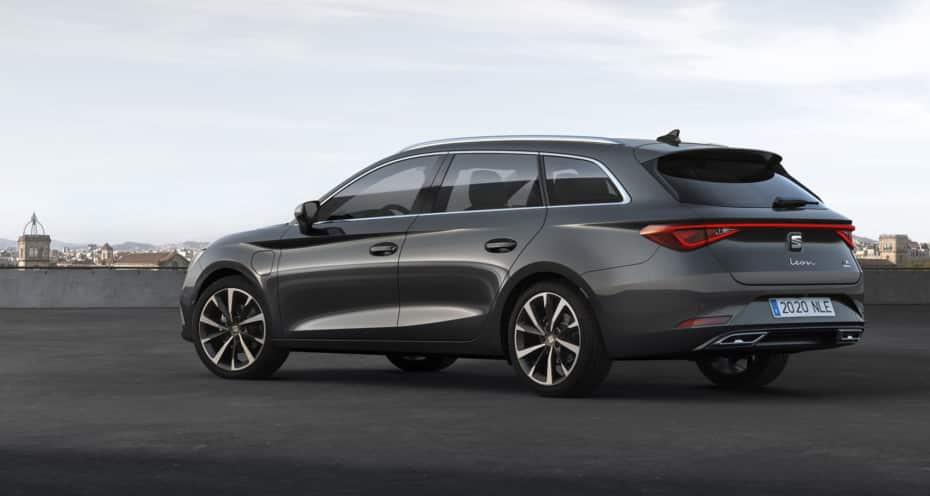 Oficial: Nuevo SEAT León IV