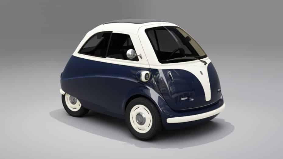 El Artega Karo-Isetta es un urbano eléctrico que saldrá a la venta este mismo mes