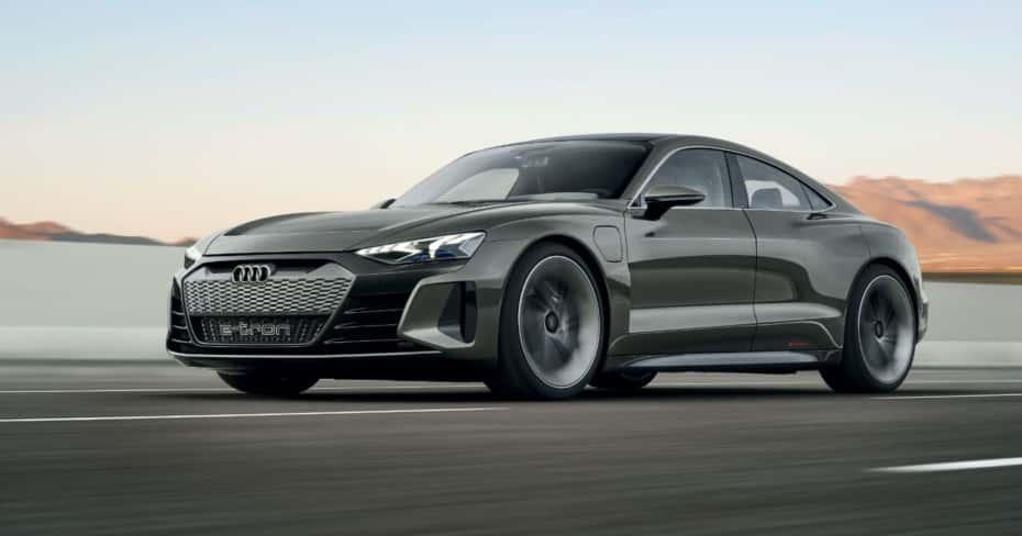 Audi Sport se prepara para lanzar su primer eléctrico bajo las siglas RS…