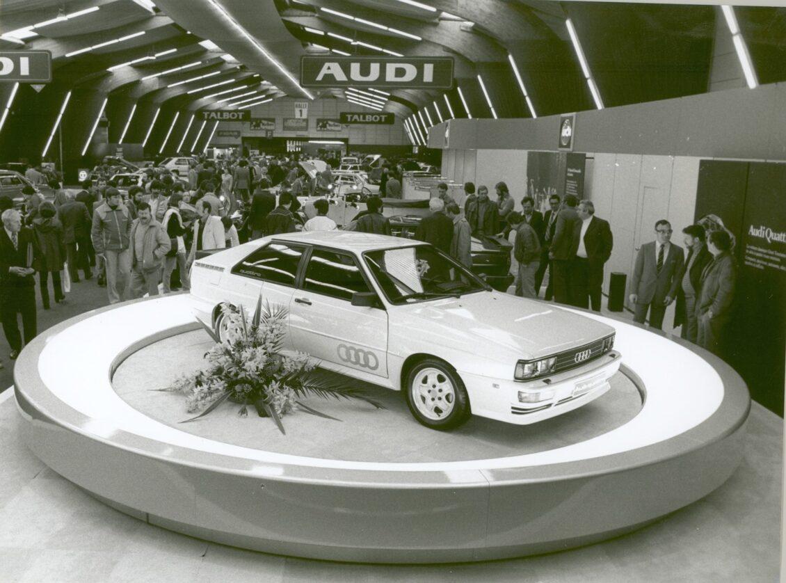 El Audi quattro cumple 40 años y la firma alemana lo celebrará por todo lo alto en 2020